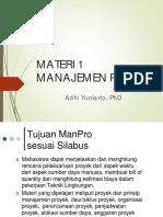 Manajemen Proyek 1_2015