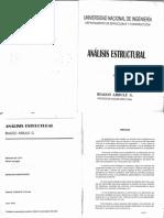 Analisis Estructural I - UNI