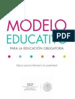 Ambientes Propicios Para El Aprendizaje_Modelo Educativo