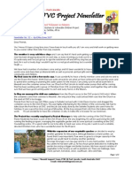 April-May-June 2007 Mwandi Zambia Orphans Project Newsletter