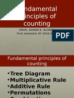 Stat Fundamentals Counting Principles