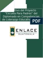 DCL Formato Para Elaborar El Proyecto EPP