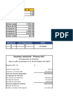 Nuevo Hoja de Cálculo de Microsoft Excel