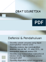 Present 4 Diuretika