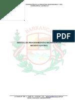 Manual de Procedimientos Archivisticos