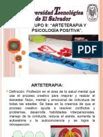 ARTETERAPIA Y PSICOLOGÌA POSITIVA.pptx