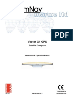 29010087 v1r1 Vector G1 Installation Operation Manual