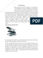 Documento Microscopio