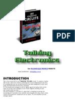 101 a 200 Circuitos Con Transistores