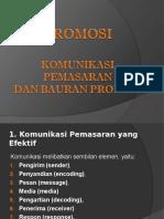 10. PROMOSI