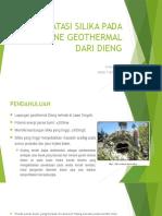 Sistem Kanal Pada Lapangan Pabum Dieng