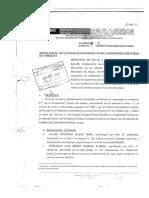 Denuncia Penal de Procurador Del Minsa