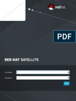 Getting Started With Satellite 6