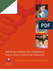 Introducción Mapas de Progreso de la Educación Parvularia