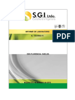 Anexo 4. Informe Lab Suelos EDS Florencia