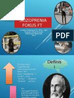 Farmakoterapi II - Skizofrenia - Fokus Terapi