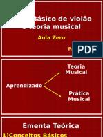 Curso Básico de Violão - Aula 0