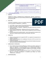 21 Reserva Rotante Para Regulación Primaria de Frecuencia
