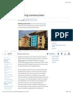 building construction | Britannica.com