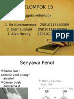 senyawa fenol ppt