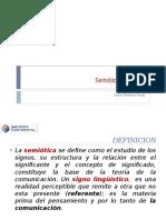 Semiotica 01- Concepto Principio