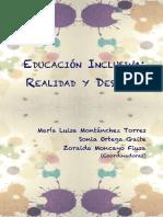 Educacion Inclusiva Realidad y Desafios