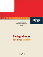 E-book Cartografias Do Teatro 2009 0