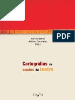 E-book Cartografias Do Teatro 2009 0
