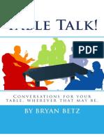 Table Talk! Digital