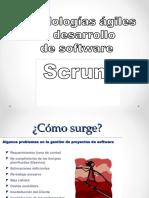 Scrum Diapositivas