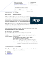 Discharge Medical Report Tgl 17 Fransisco Javier