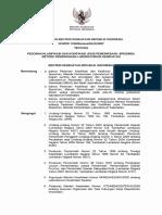 KMK No. 1224 Ttg Pedoman Klasifikasi Dan Kodifikasi Jenis Pemeriksaan, Spesimen, Metode Pemeriksaan Lab Kes