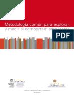PUBLICACIONES OLB Metodologia Comun Para Explorar y Medir El Comportamiento Lector v1 010111