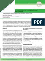 El papel del metotrexato subcutáneo en jeringas precargadas (Metoject®) en el tratamiento de la artritis reumatoide