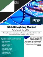 Led Lamps Market Trends US, US Led Lighting Market Share, US Led Lighting Market Worth, US Led Lighting Manufacturers - Ken Research