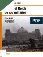 Osprey WWII 40 - El fin del reich de los mil años.pdf