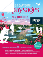 Fete Paysages 2017 Programme Web