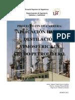Hysys. Destilación Atmosférica de crudo Petrolífero.pdf