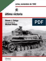 Rommel Ultima Victoria-Paso de Kasserine nº17
