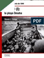Osprey WWII 21 - Dia D Playa Omaha - Junio 1944.pdf