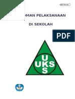 Pedoman Pelaksanaan UKS Di Sekolah Kemendikbud 2012