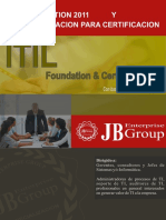 SILABUS CURSO TALLER ITIL + Prep  Certificacion_2011_c