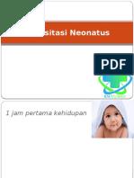 Resusitasi Neonatus Praktis