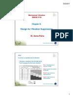 Design Vibr Suppression