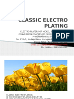 Classic Electro Plating 11