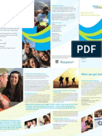 Masa Israel Community Brochure