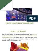 UNIDAD 4 Indices Bursatiles.