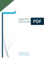 Creación VPN Site to Site 3COM x506