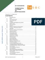 2 SESOC Interim Design Guidance 0.9 Resliencia