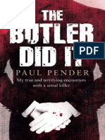 The Butler Did It_ My True and Terrifying - Paul Pender